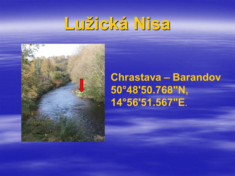 Lužická Nisa Chrastava – Barandov 50°48'50.768