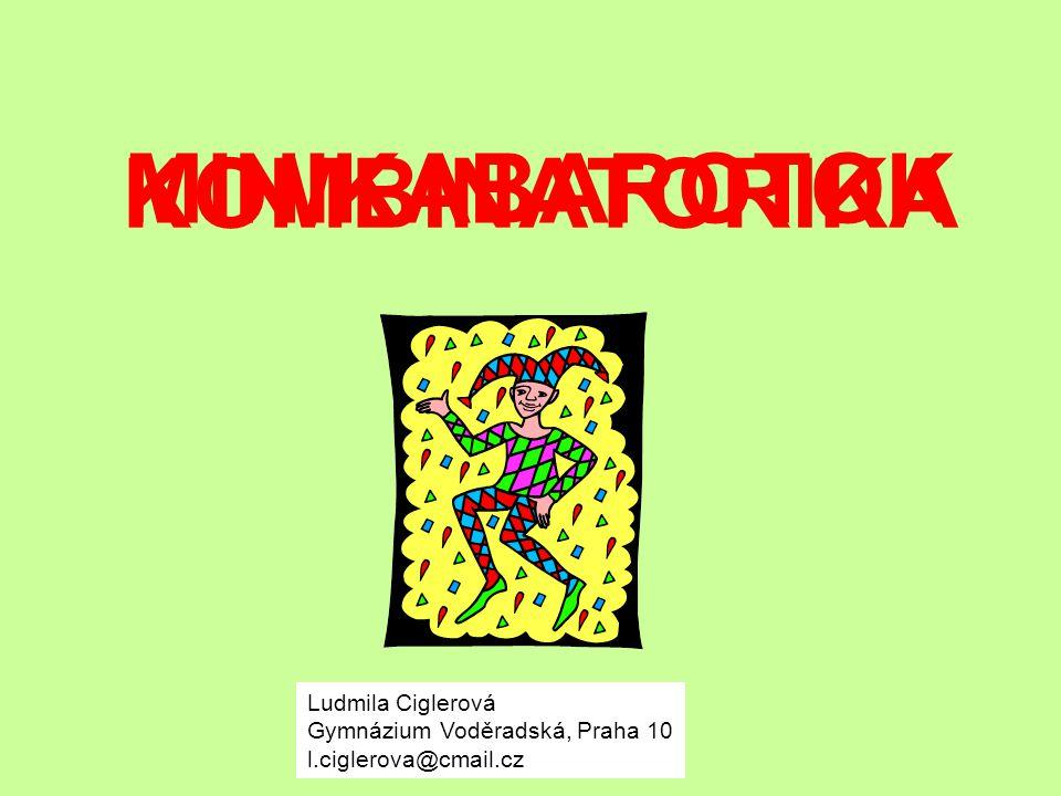 Příklad 6 Poznáte zprávu G.I.Caesara zaslanou do Říma po vítězství nad pontským králem Farnatem ukrytou v anagramu CDEIIIIINVVV.