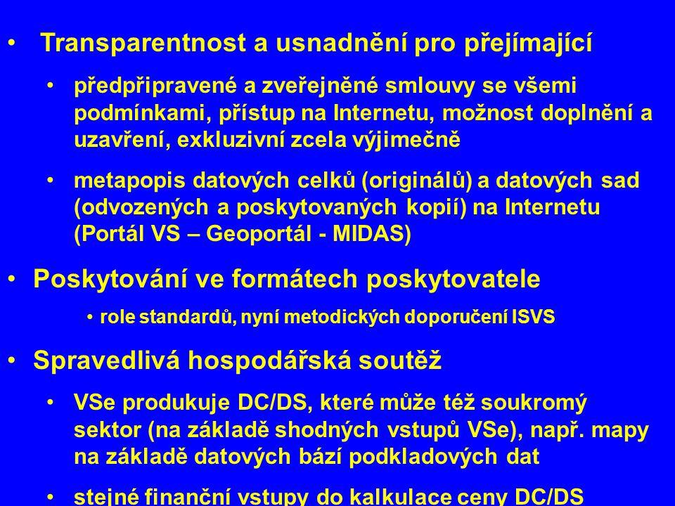 Možnost poskytování komerčním zprostředkovatelem ne ale výběr poskytovatele, ale v tržním prostředí jen prokázání kvalifikace a podmínek Co a kdo má a může realizovat Vyslovení veřejného zájmu v koncepčních dokumentech – MI, MV, MPO, MPSV, Hospodářská komora ČR, SMO, AK ČR, sdružení Nemoforum Hlavní zabezpečení právním předpisem v gesci MI k realizaci Směrnice EU – využití připravovaného zákona o výměně dat ve VS ?, samostatný předpis .
