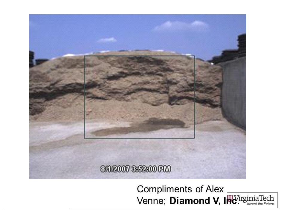 Compliments of Alex Venne; Diamond V, Inc.