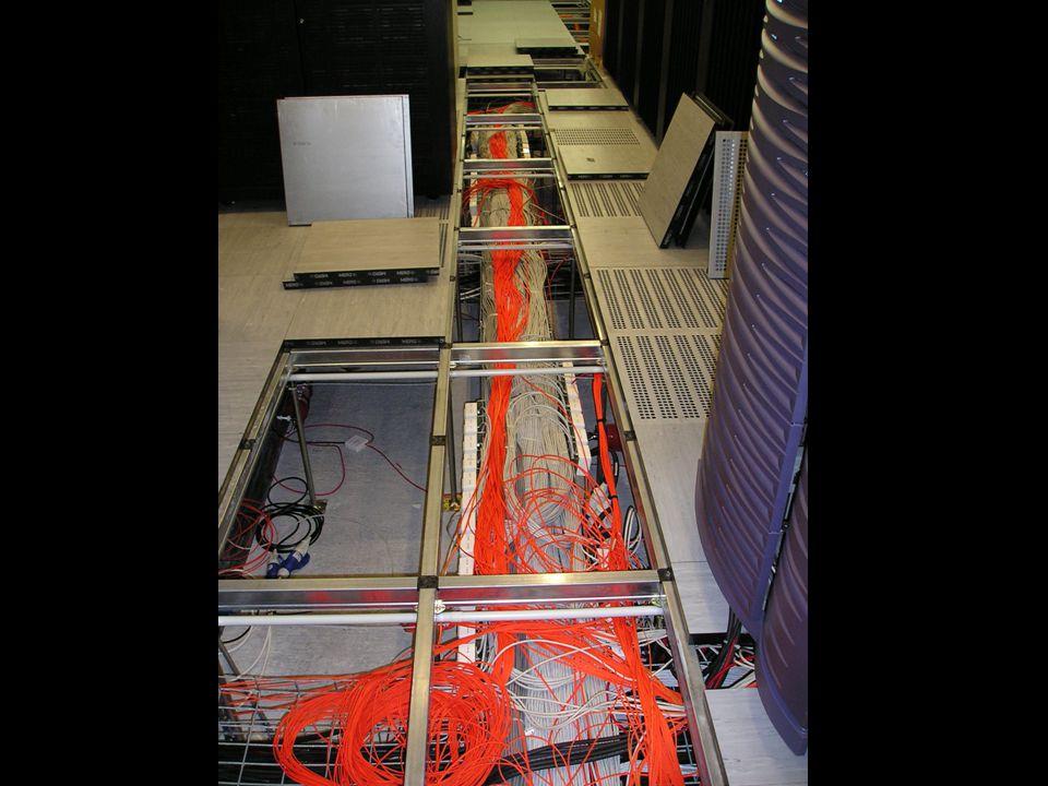 Vybavení datového centra22 Podlahy, stropy Obr. 2