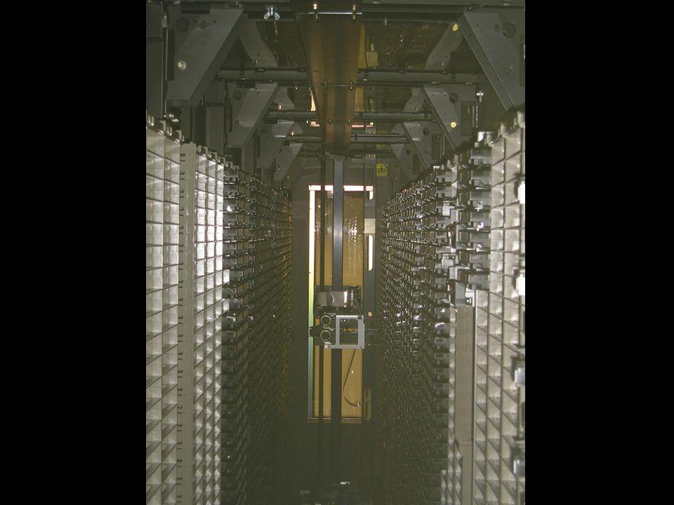 Vybavení datového centra25 Zálohování 1
