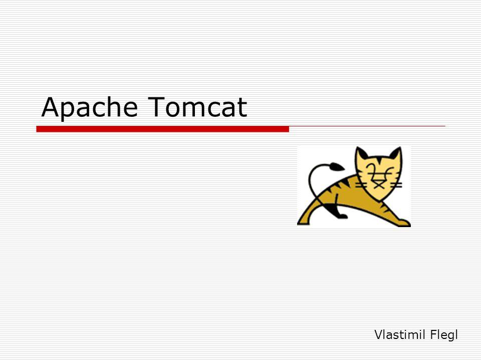 Apache Tomcat Vlastimil Flegl