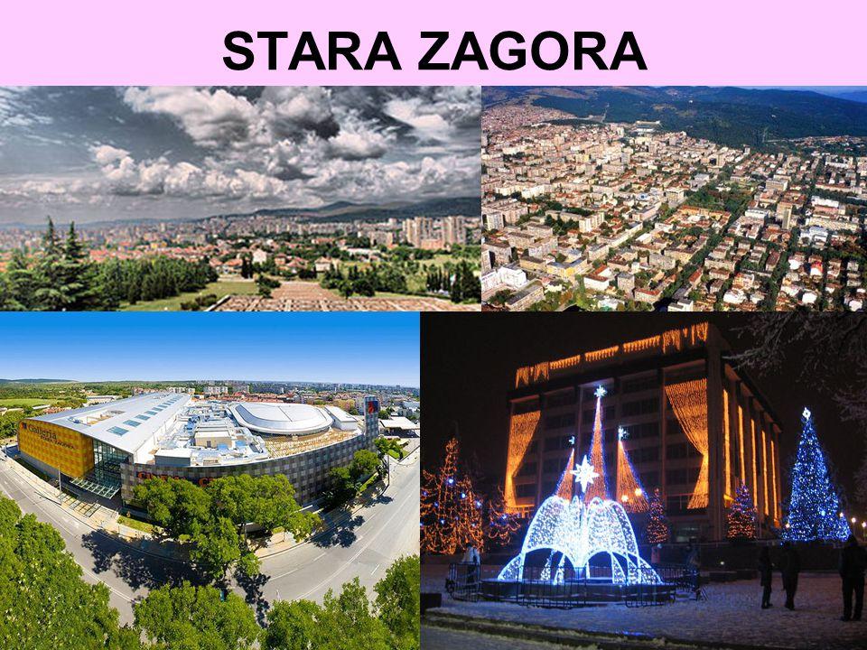 Bulharsko je průmyslově- zemědělský stát.
