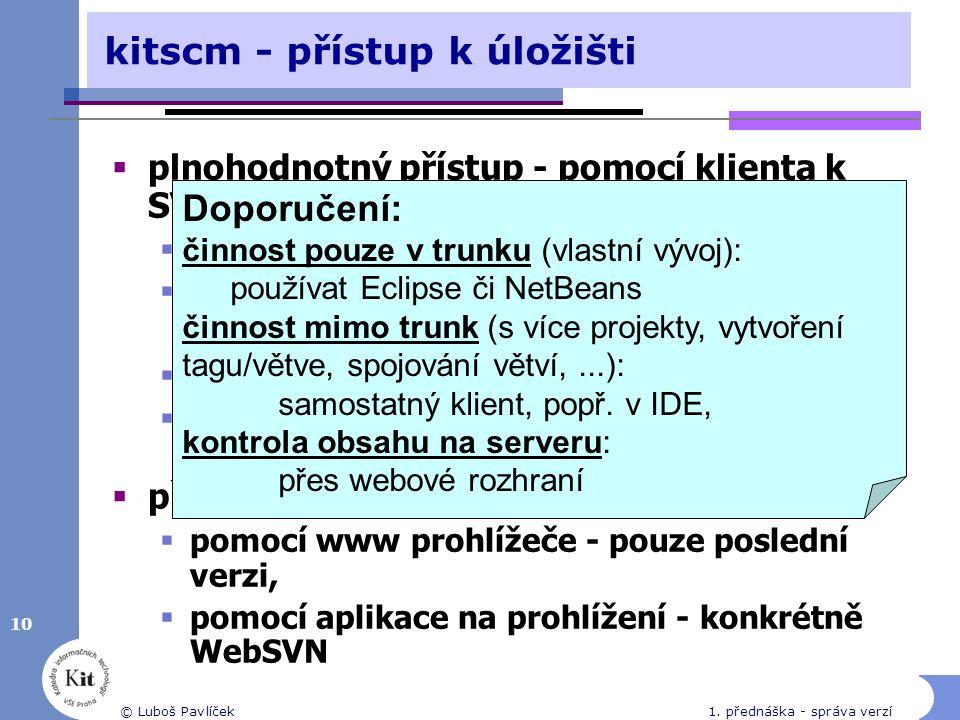 10 © Luboš Pavlíček1.