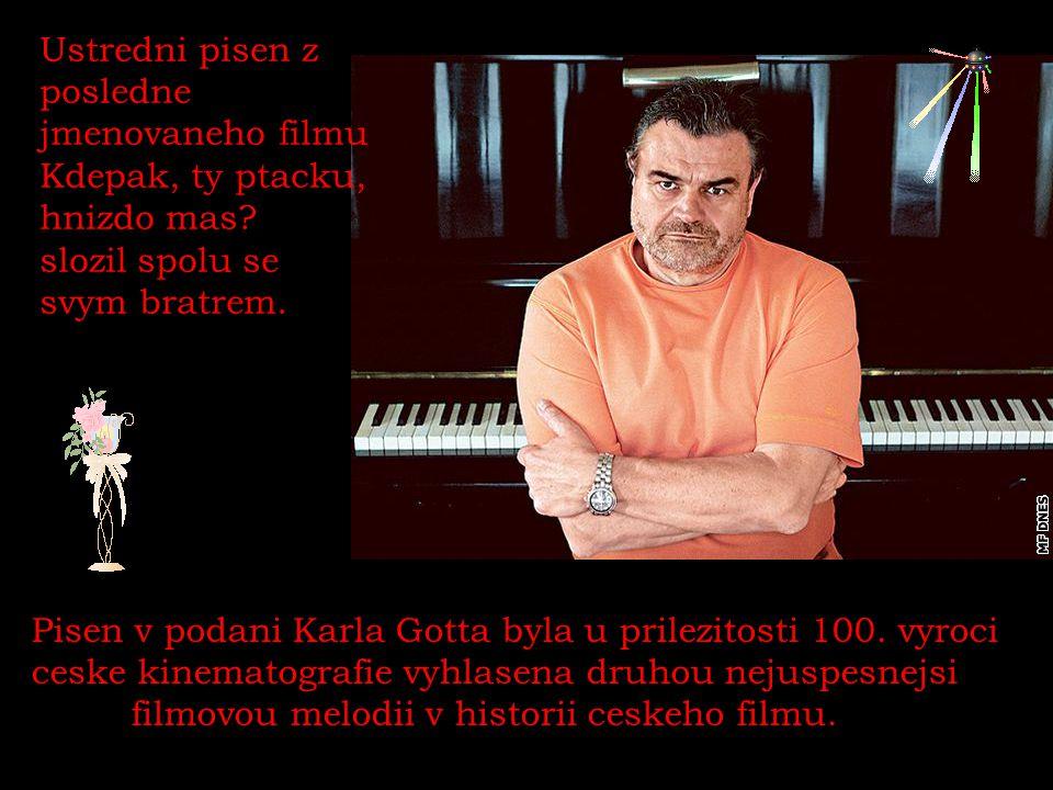 Karel Svoboda a Vlasta Horvath krti nove CD