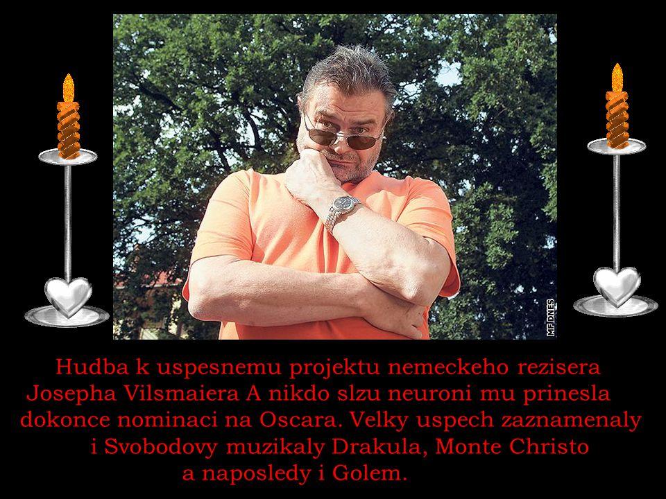 Miss World Tatana Kucharova a Karel Svoboda na beneficnim koncerte Vanocni kralovny pro Kapku nadeje