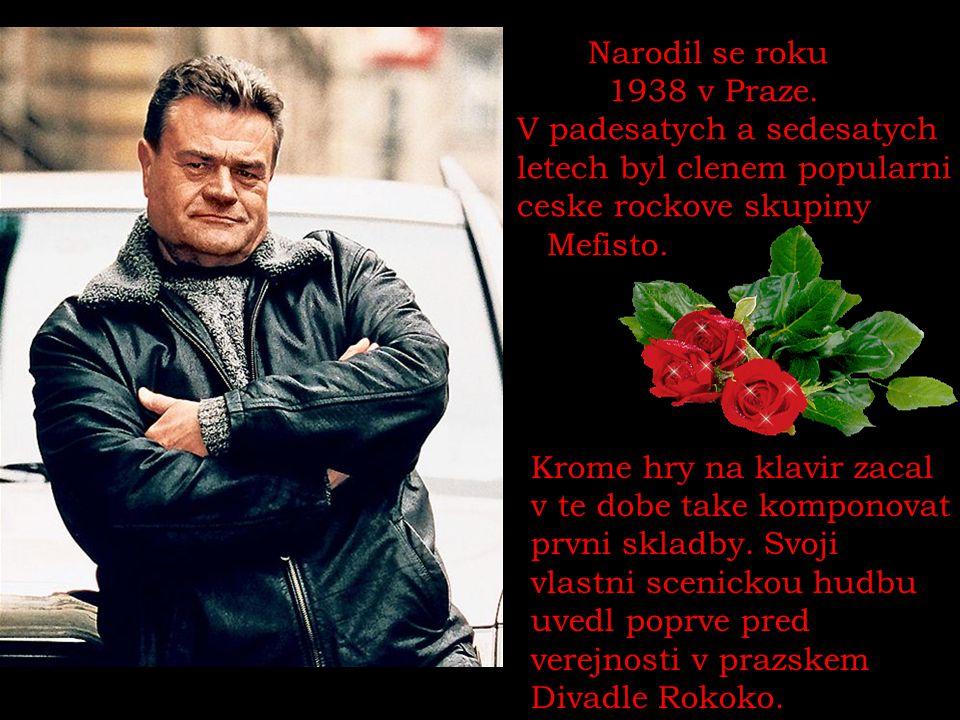 Karel Svoboda se synem Jakubem Udileni cen Jetix Kids Awards -