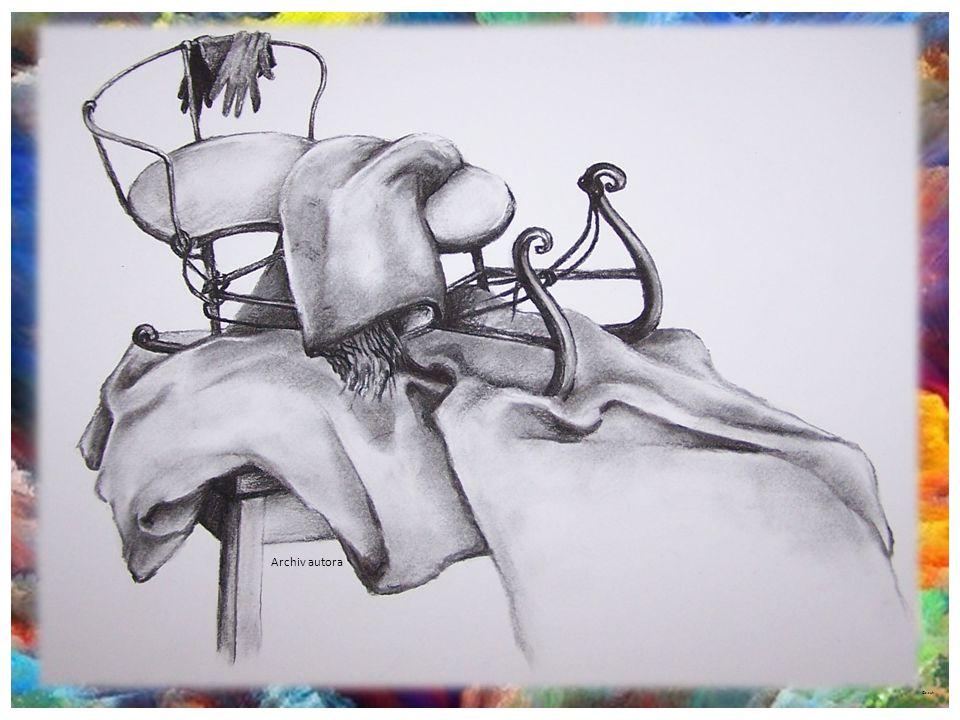 Kreslířské a malířské potřeby Co to je kresba.