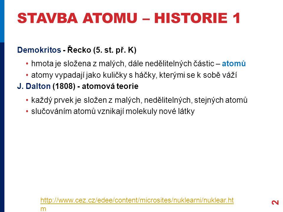 2 Demokritos - Řecko (5. st. př.