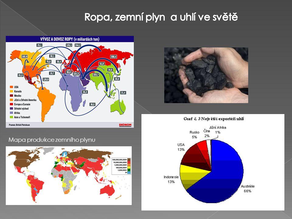 Průmysl je důležitou součástí světového hospodářství. Skládá se z mnoha odvětví a oborů. Tři základní odvětví průmyslu : 1. těžební průmysl 2.energeti
