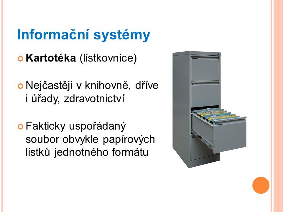 Kancelářské systémy Podpora řídicích a administrativních operací Komunikace v podniku Elektronická pošta Intranet