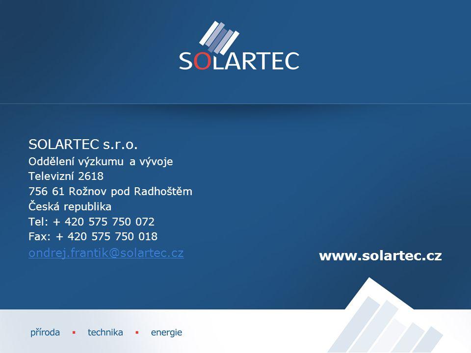 SOLARTEC s.r.o.
