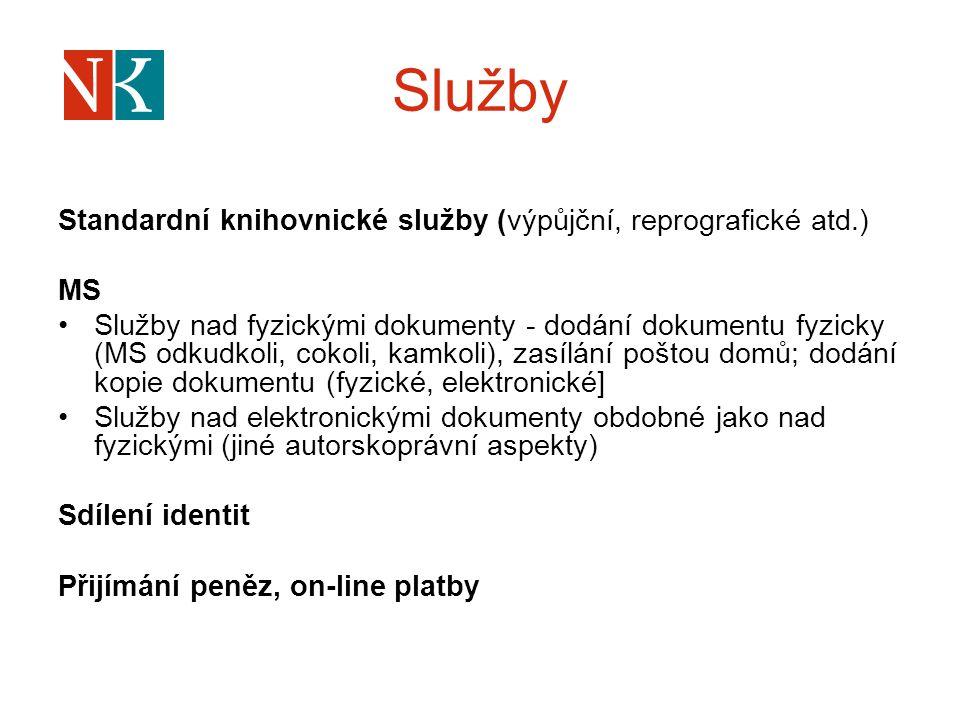 Silný portál rozhraní, které se stane vstupním bodem ke všem službám a zdrojům v českých knihovnách pro kohokoli, odkudkoli a kdykoli posílí přitažlivost služeb knihoven běžnému uživateli internetu, jednak vizuální působivostí rozhraní a jednak prezentací nabízených zdrojů a služeb (především zvýšeným množstvím informací ke konkrétním dokumentům, a také v rozsahu dostupných služeb i třeba mimo prostředí knihoven)