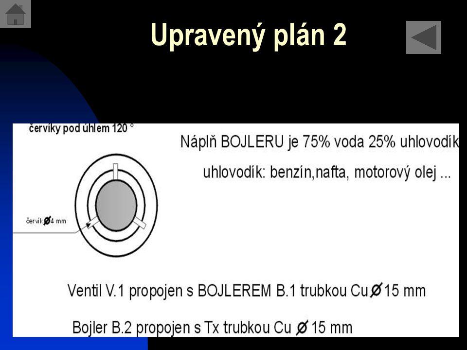 Upravený plán