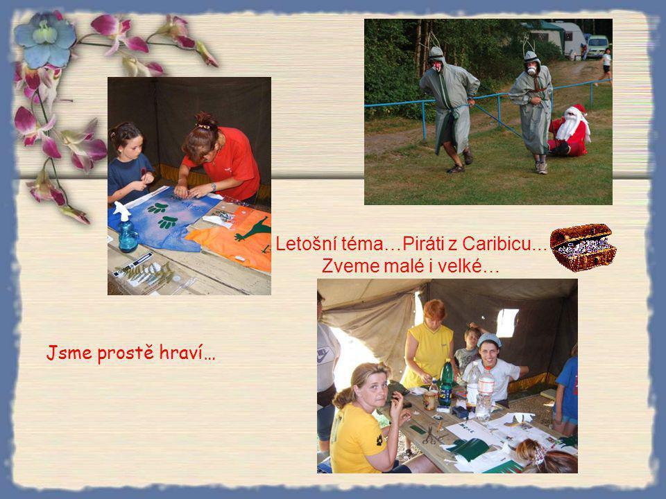 …… srdečně vás zveme na 19.ročník… 8.7. – 22.7.2007 Cvikov u Nového Boru