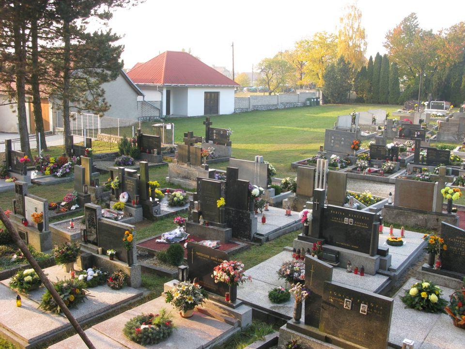 Památka všech věrných zemřelých – Dušičky se slaví od 10.