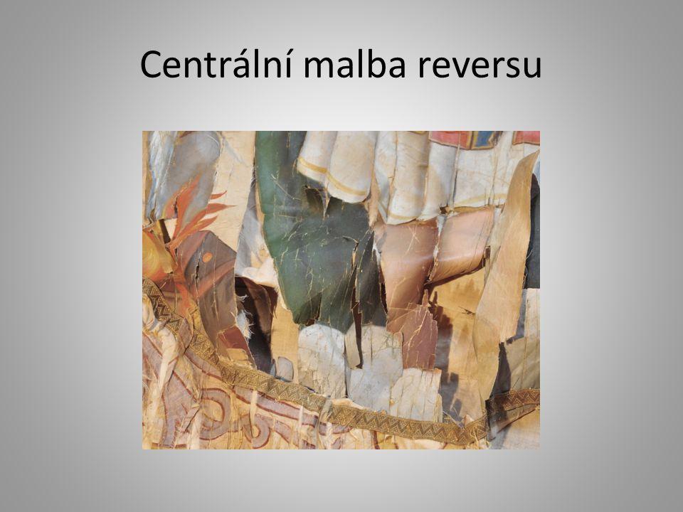 Centrální malba reversu