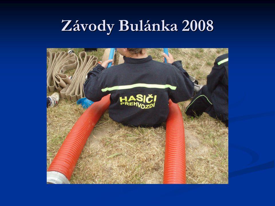 Závody Bulánka 2008