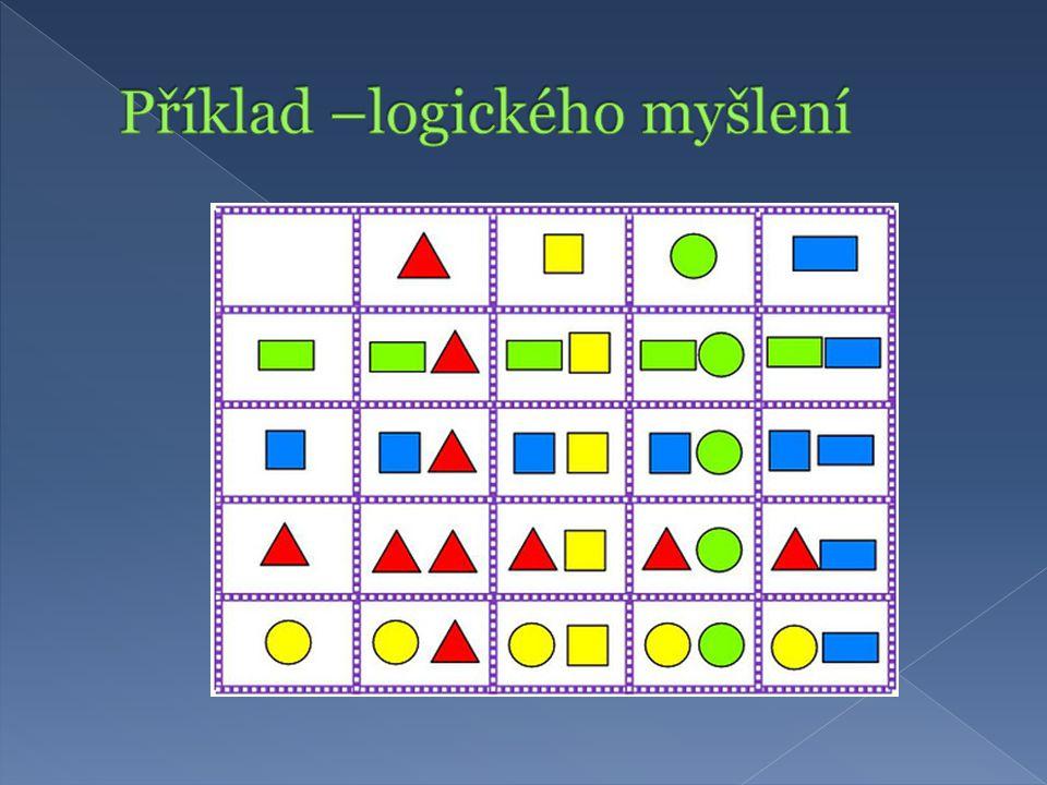  Logika má více významů – v češtině se běžně používá.