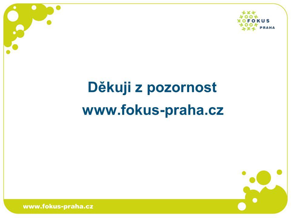 Děkuji z pozornost www.fokus-praha.cz