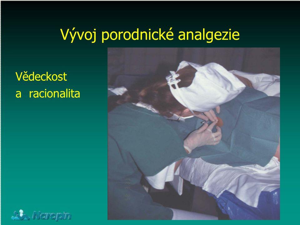 Opioidy a penetrace do subarachnoidálního prostoru liposolubilita
