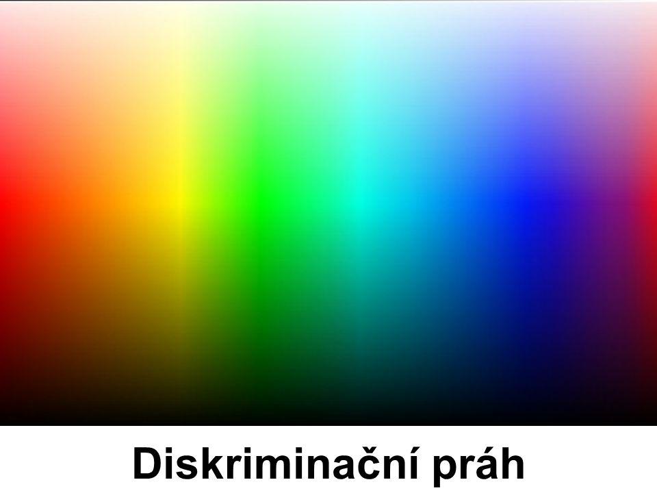 Diskriminační práh