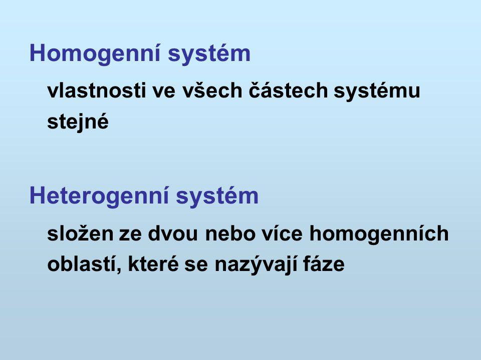Disperzní soustavy Disperzní soustavy jsou vícefázové soustavy, ve kterých jsou částice určité složky (disperzní podíl) rozptýleny ve spojité fázi, která je v přebytku (disperzní prostředí).