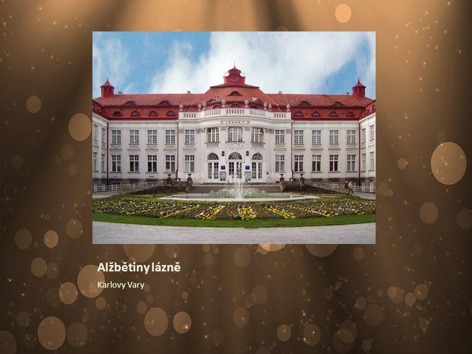 Alžbětiny lázně Karlovy Vary