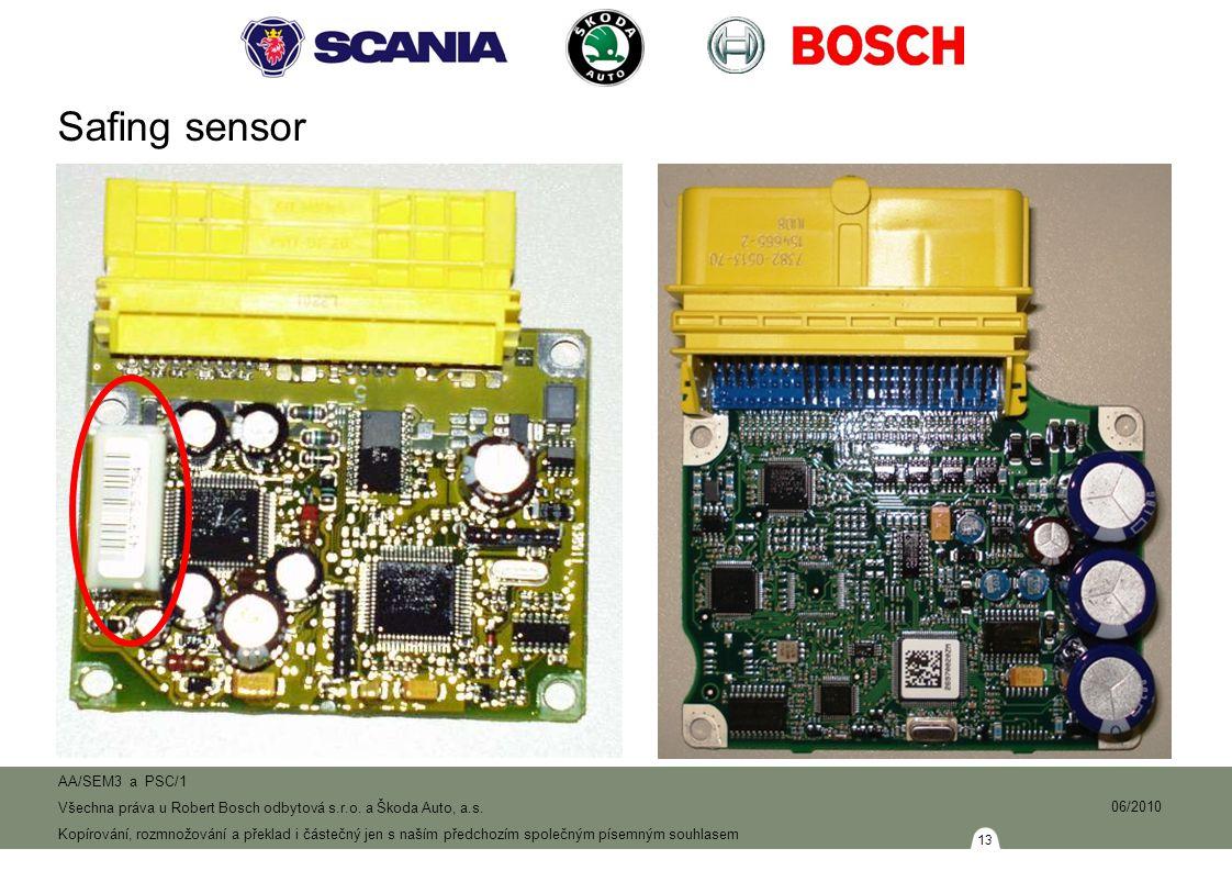 13 AA/SEM3 a PSC/1 Všechna práva u Robert Bosch odbytová s.r.o.