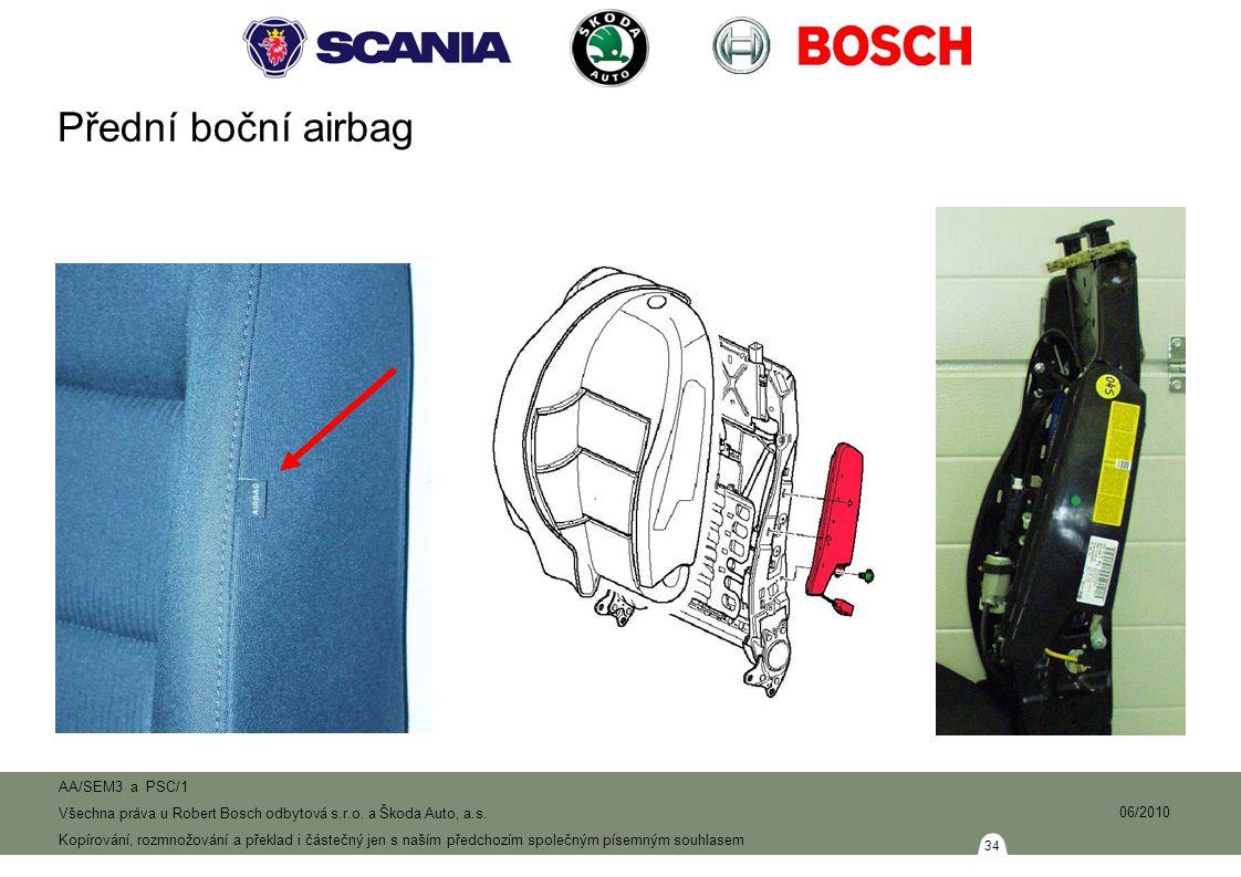 34 AA/SEM3 a PSC/1 Všechna práva u Robert Bosch odbytová s.r.o.