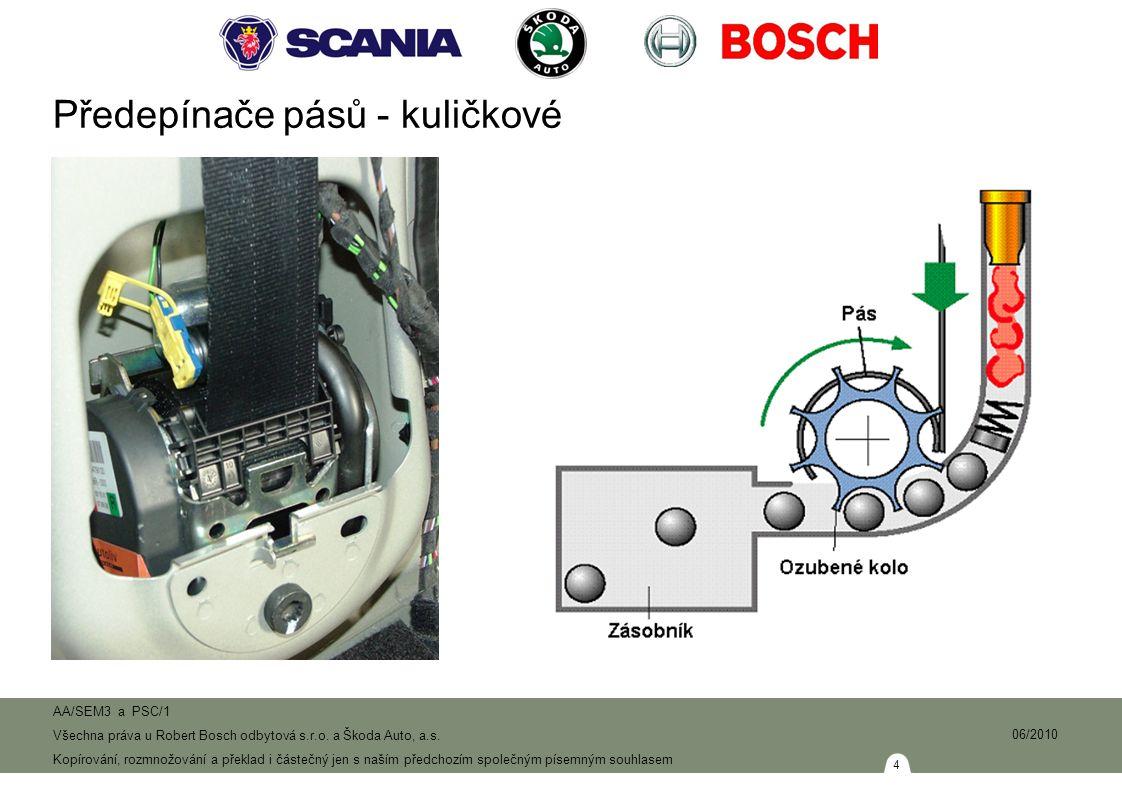 25 AA/SEM3 a PSC/1 Všechna práva u Robert Bosch odbytová s.r.o.