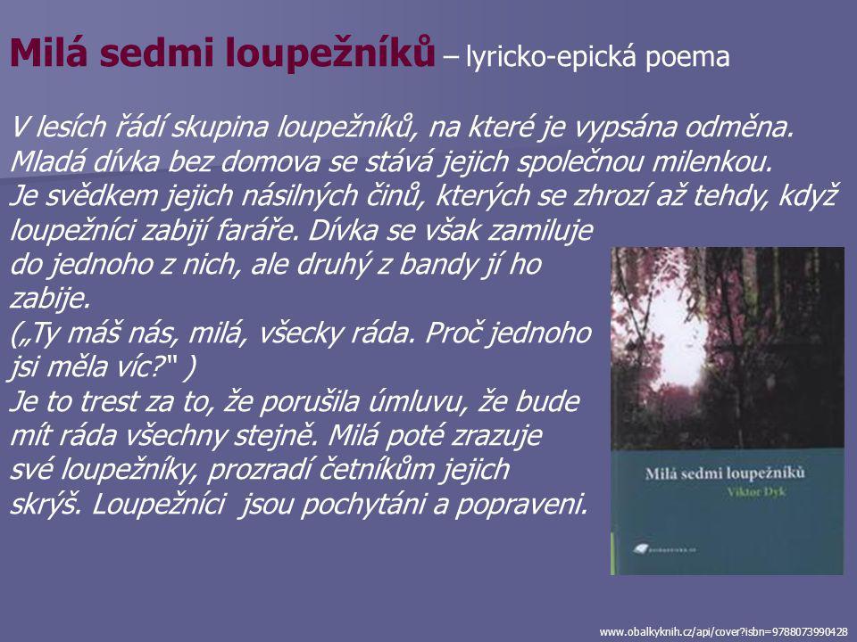 Krysař – novela Krysař zachránil město Hammeln od krys, ale nedostal za to sjednanou odměnu. Proto zavedl zvukem píšťaly obyvatele Do propasti, aby se