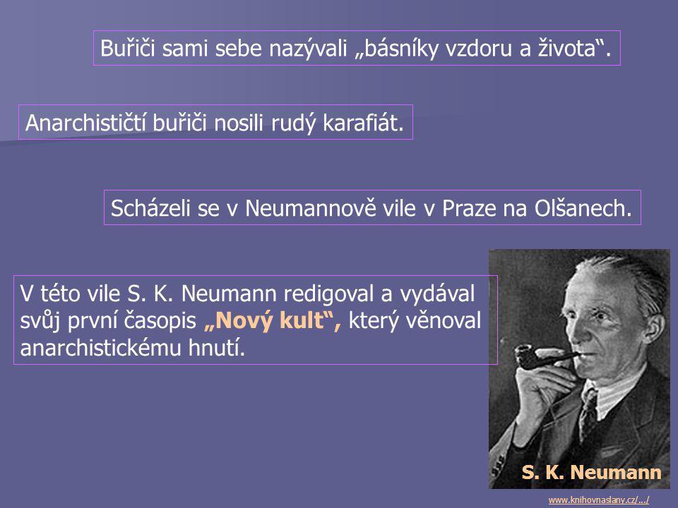 "www.knihovnaslany.cz/.../ Buřiči sami sebe nazývali ""básníky vzdoru a života ."