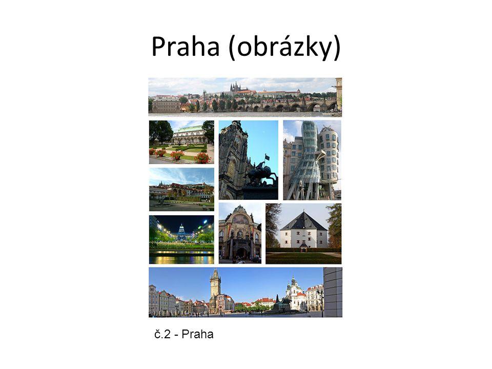 Doprava Praha je hlavním dopravním uzlem v Česku a významnou křižovatkou ve střední Evropě.