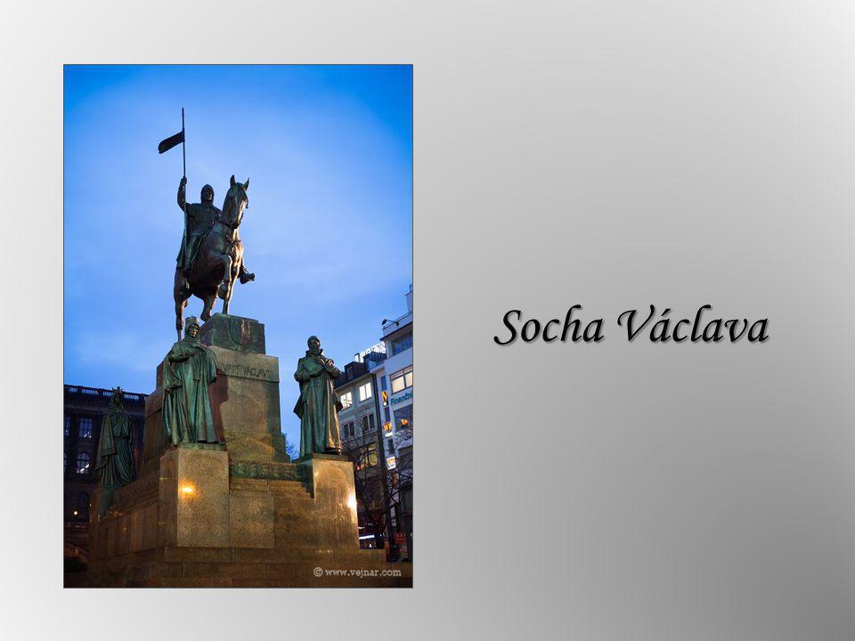 Socha Václava