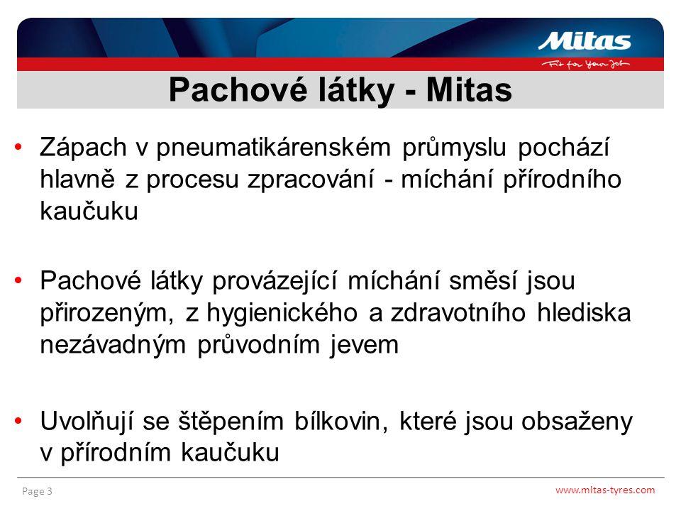 www.mitas-tyres.com Page 4 První zmínky v Skandinávii – 70.