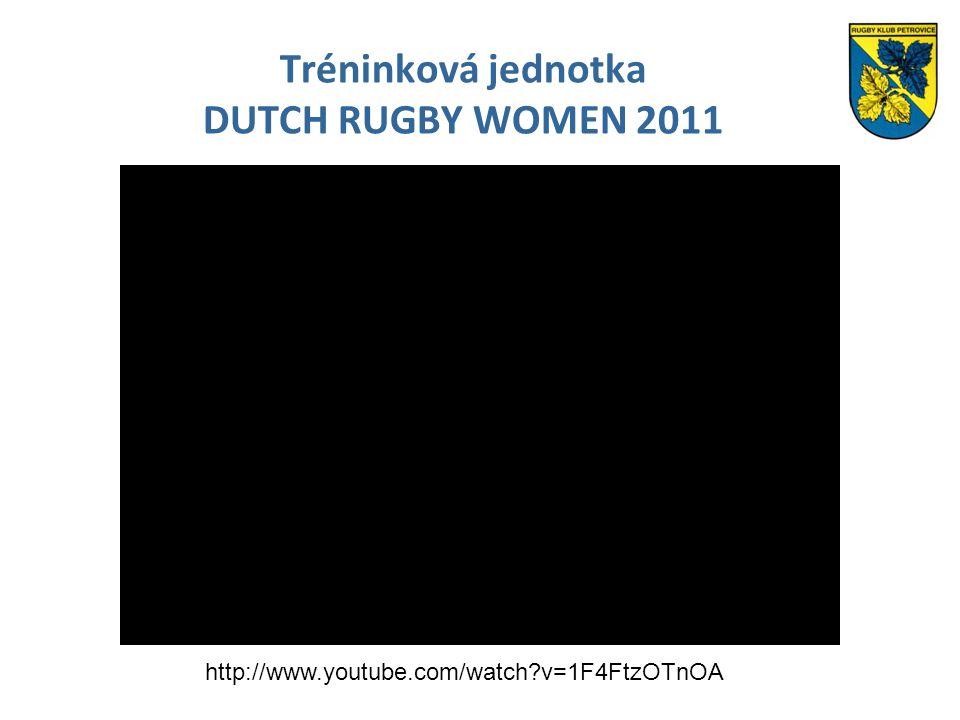 Tréninková jednotka DUTCH RUGBY WOMEN 2011 http://www.youtube.com/watch?v=1F4FtzOTnOA