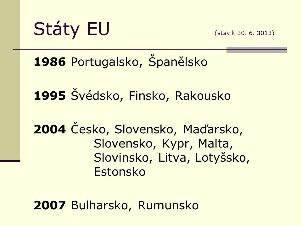 TEST – 30 otázek 1.Na vlajce EU je: A) 10 hvězd B) 11 hvězd C) 12 hvězd 2.