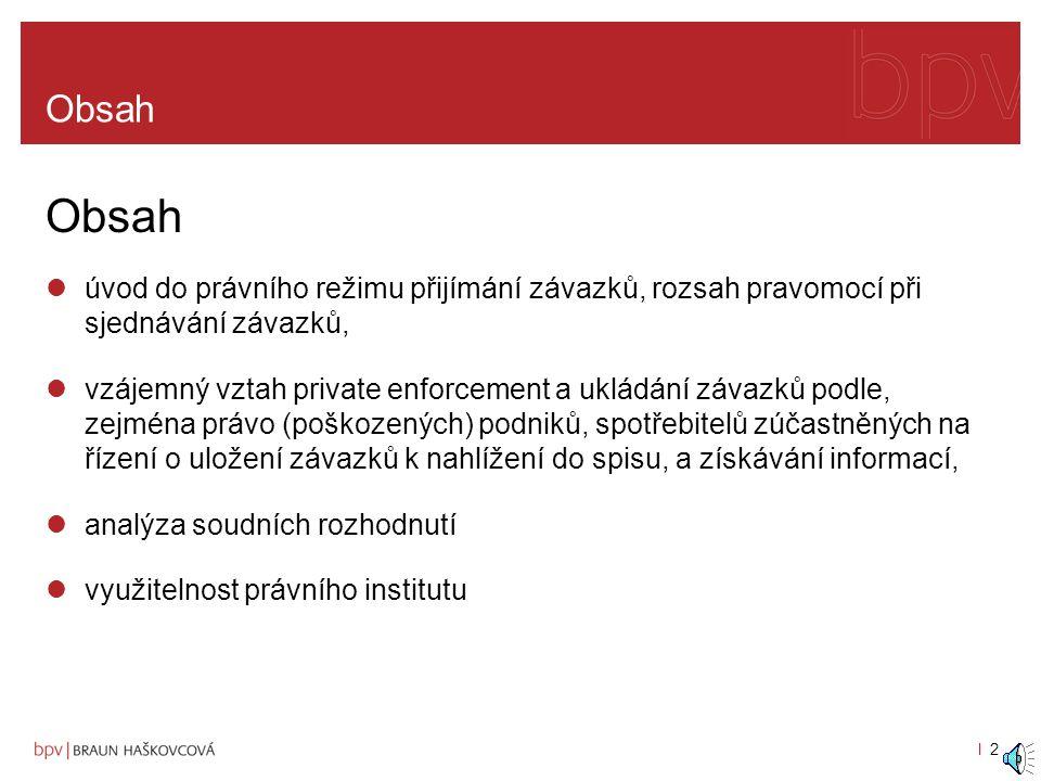 Co nového v soutěžním právu? Úřad na ochranu hospodářské soutěže Arthur Braun, M.A. 25.10 2007