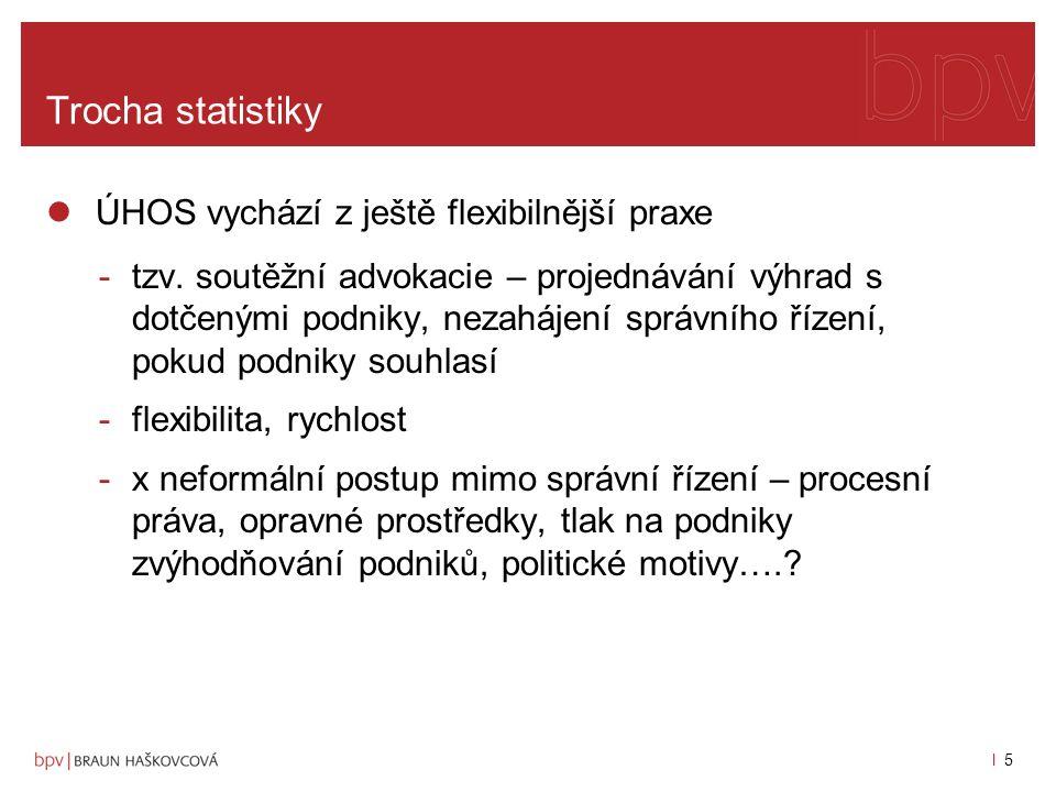 l 5l 5 Trocha statistiky ÚHOS vychází z ještě flexibilnější praxe -tzv.