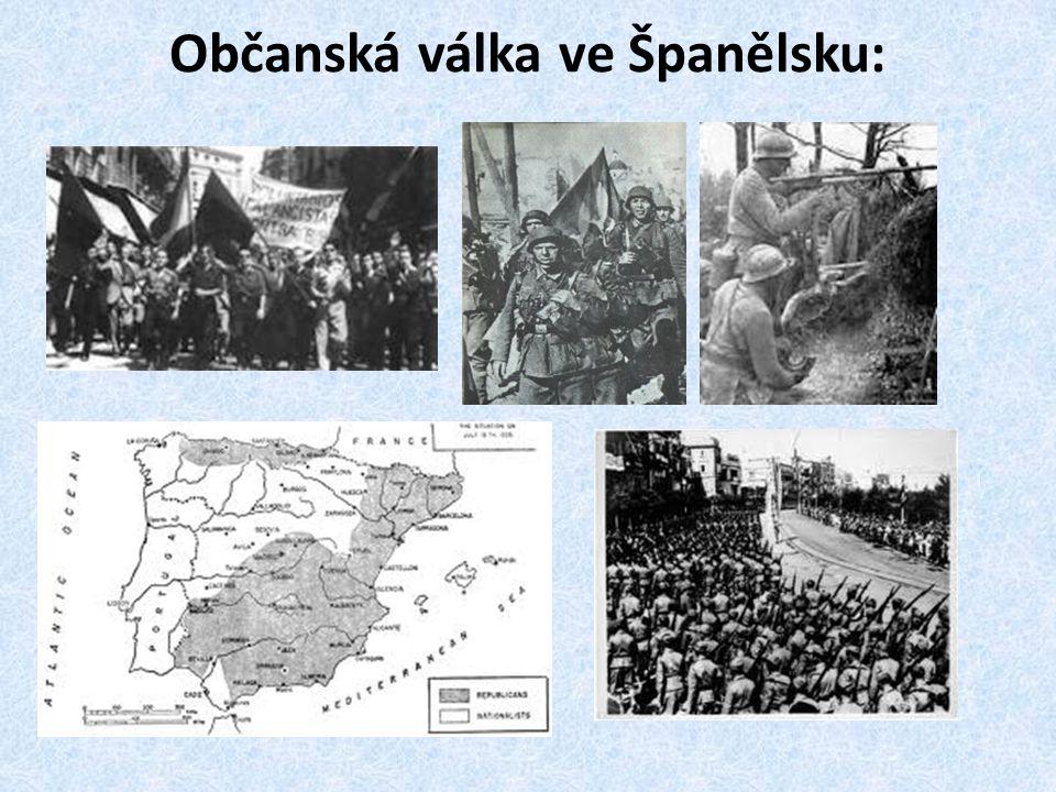 Občanská válka ve Španělsku: