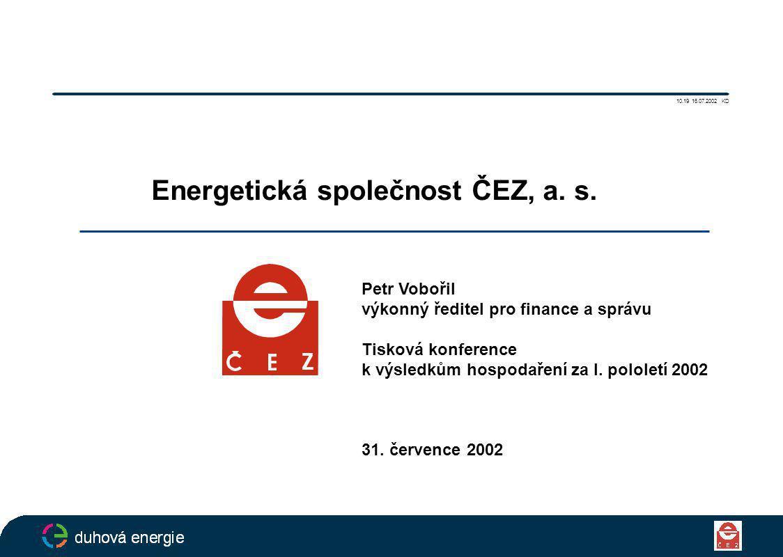 Energetická společnost ČEZ, a. s.