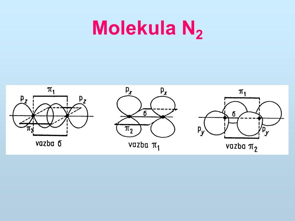 Molekula N 2