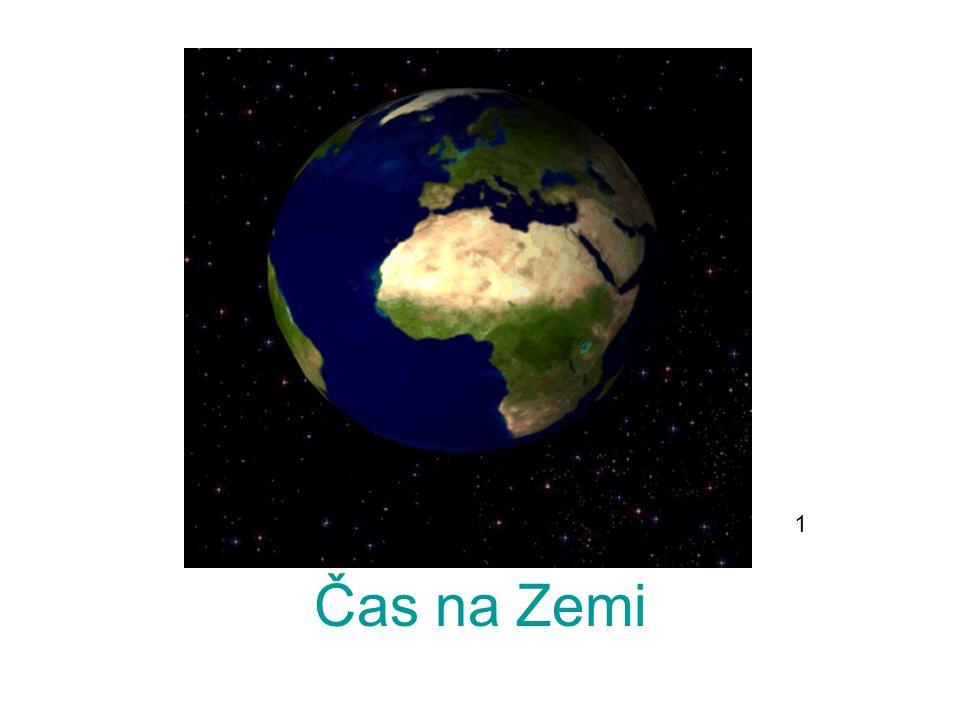 Čas na Zemi 1