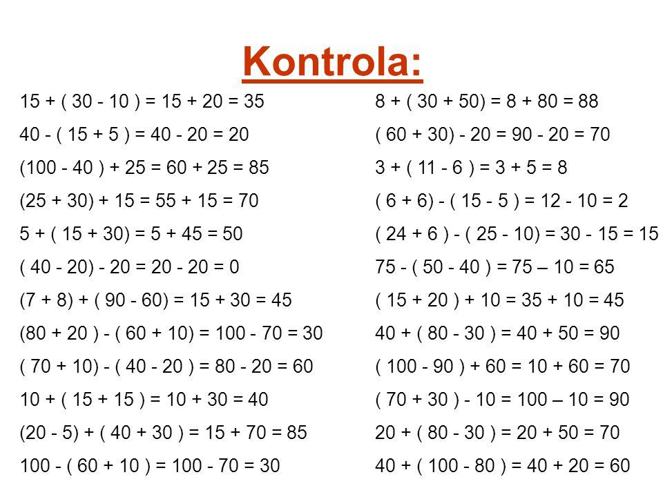 Slovní úloha Jana koupila rohlíky za 45 korun a housky za 30 korun.