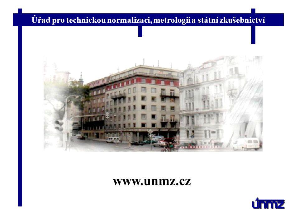 Úřad pro technickou normalizaci, metrologii a státní zkušebnictví STÁTNÍ ZÁJMY POVINNÁ A DOBROVOLNÁ CERTIFIKACE SČSIng.