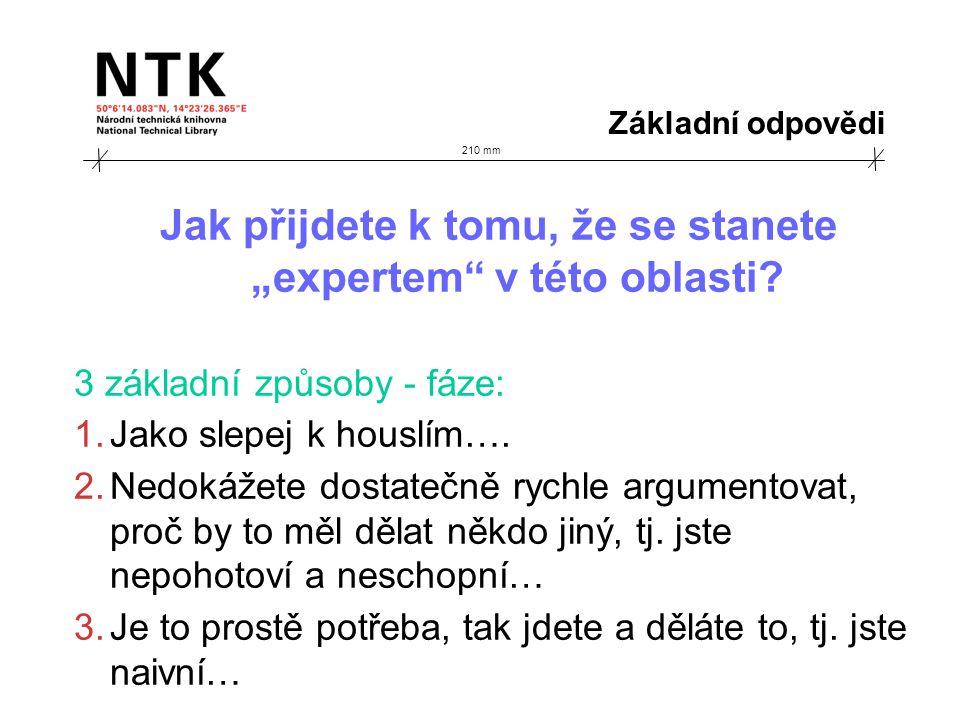 210 mm Programy v ČR 2.