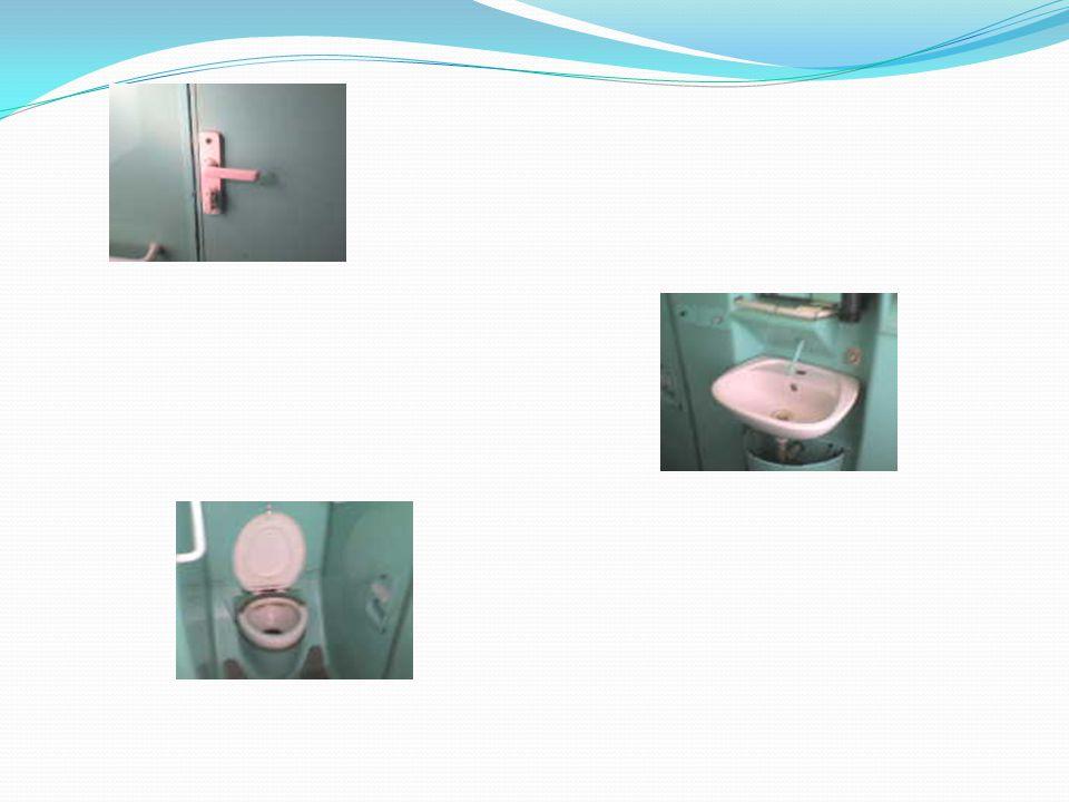 Nedalo mi to, a vyfotil jsem i ne moc pěkné toalety...
