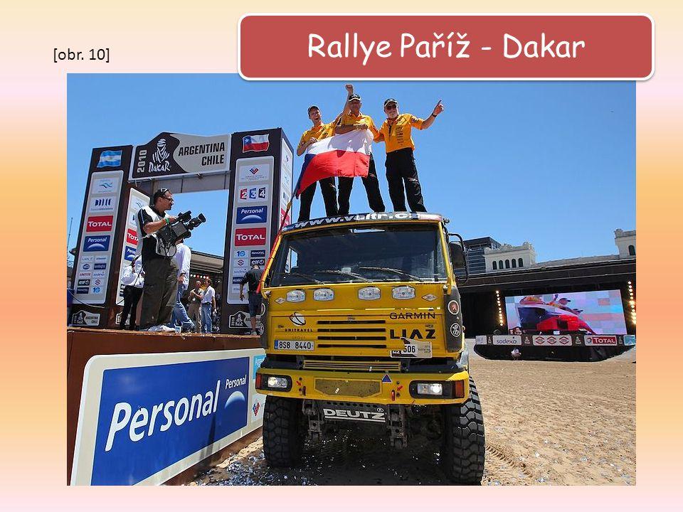 Rallye Paříž - Dakar [obr. 10]